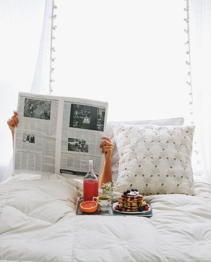 Breakfast in Bed ✖️MORNINGS // Muse by Maike // http://musebymaike.blogspot.com.au  Instagram: @musebymaike  #MUSEBYMAIKE: