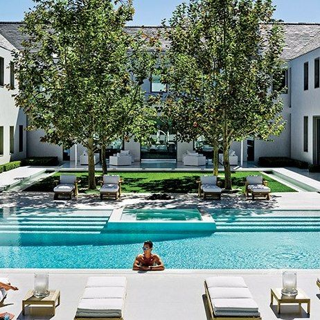 Look Inside the Exquisite L.A. Home of Alexandra Von Furstenberg and Dax Miller : Architectural Digest: