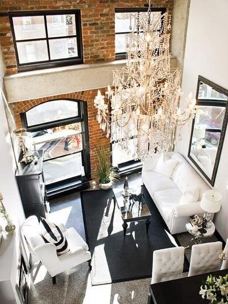 Amazing Loft Spaces You Have to See