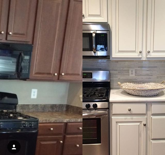 Sneak Peek: JWS Kitchen Before & After