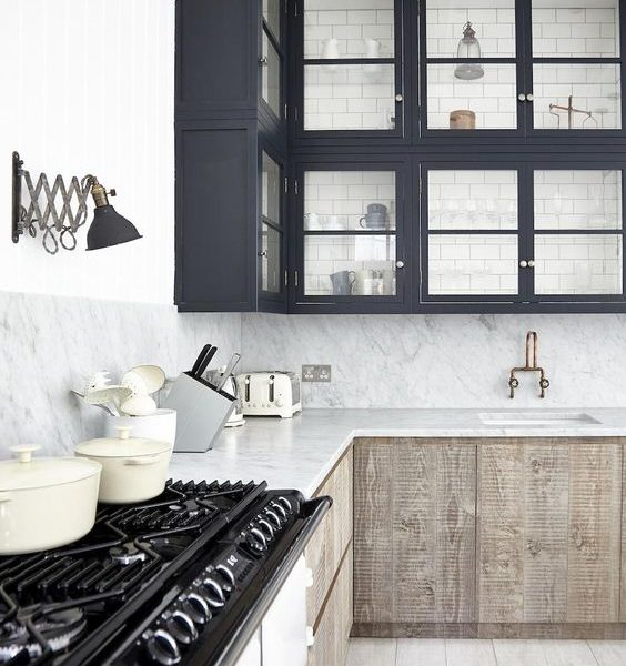 Design Trend: Mixed Materials In The Kitchen