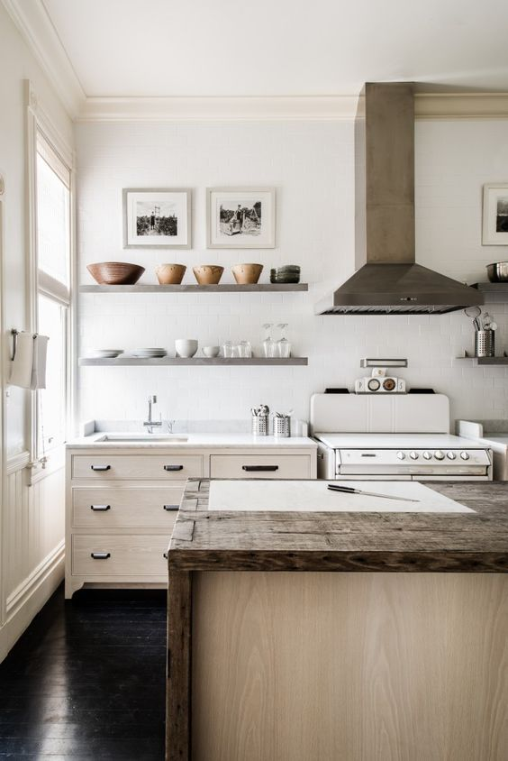 industrial style kitchen | antonio martins: