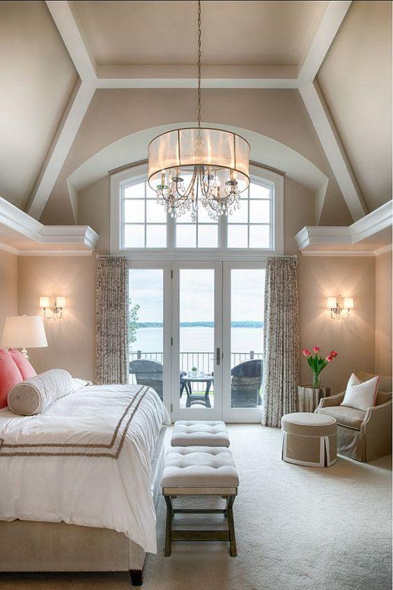 Beautiful bedroom. W charisma design:
