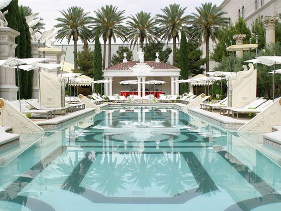 13 Hotel Pools That Don't Require Checking In via @mydomaine: