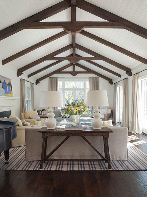 modern farmhouse living room wendy posard: