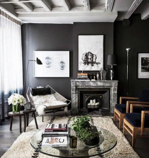 The Best Gray Rooms We've Seen In a While