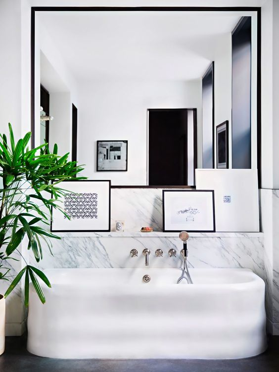 The Dreamiest Bathtubs to Assuage Your Instagram Envy: