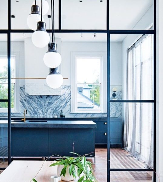 Home Tour: A Gorgeous Melbourne Home via Vogue Living