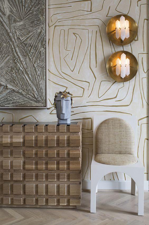 MODERN SIDEBOAR DESING |  ideas to for a luxury home decor  | bocadolobo.com/ #modernsideboard #sideboardideas:
