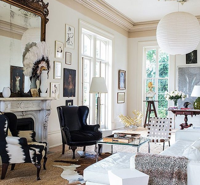 A Tour of Sara Ruffin Costello's Home