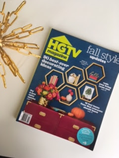 JWS Interiors in HGTV Magazine