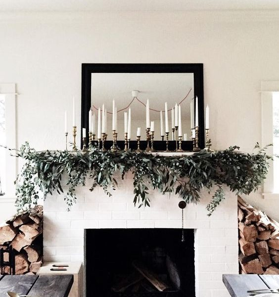 Simple & Elegant Holiday Decor/ Links To Love