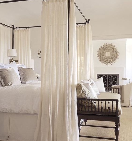 Canopy Beds That Will Make You Want to Swap Out Your Bed