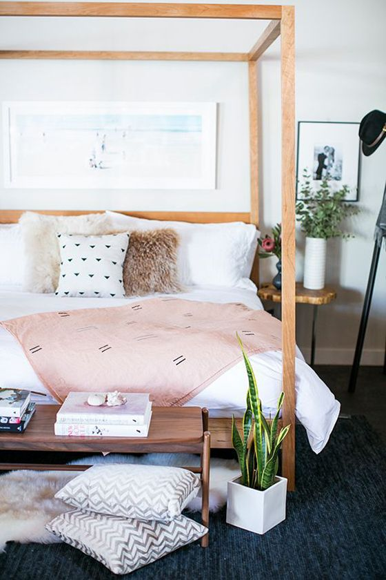 Canopy Beds Done Right: