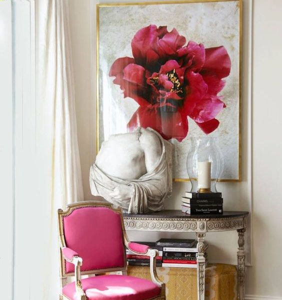 Get the Look: Creating A Beautiful Vignette: Traditional, Modern & Glamorous