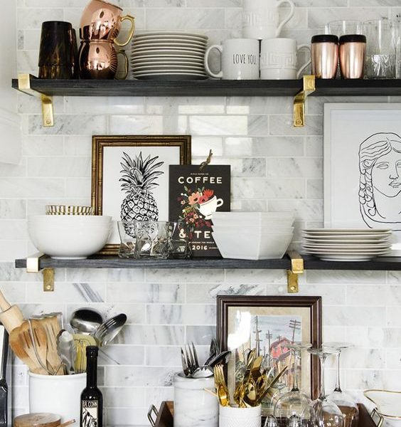 Shelving For Any Room: Shop The Post