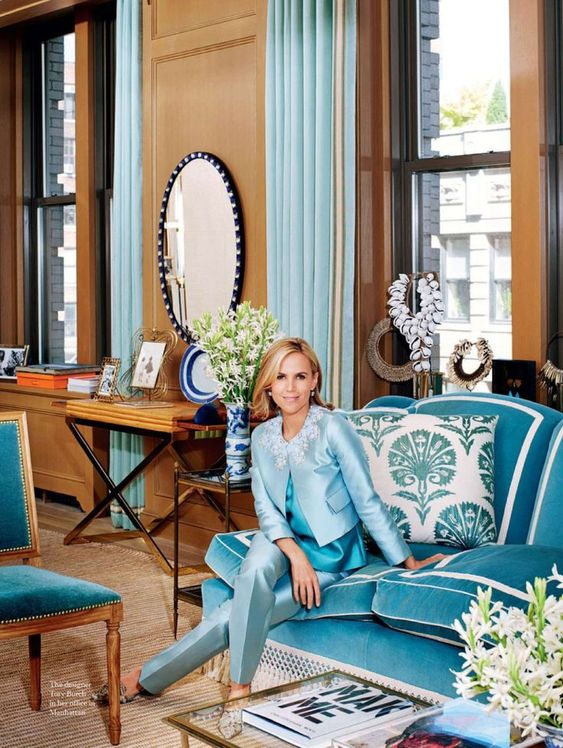 Tory Burch's office in Manhattan http://sulia.com/my_thoughts/94d7a670-6649-4fa5-a766-4e1d46a78bfb/?source=pin&action=share&btn=big&form_factor=desktop&pinner=125842893    Shop the look at www.calicocorners.com!: