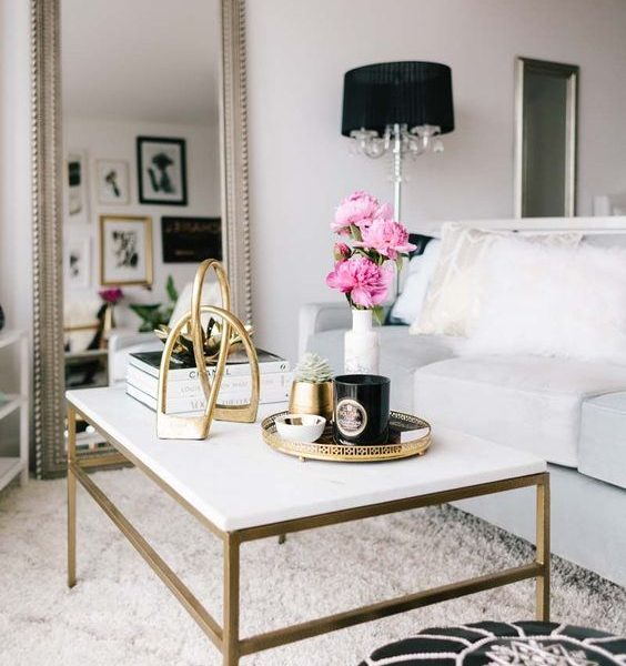 A Glam Space For Less