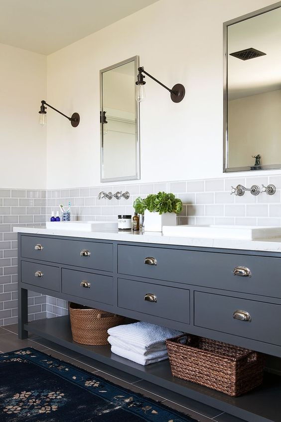 Classic washroom: