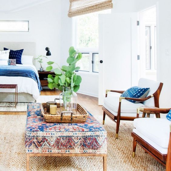 Home Tour: Inside a Young Family's Eclectic California Home:
