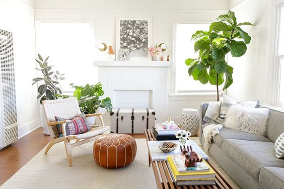 Get The Look: California Cool Family Room — JWS Interiors