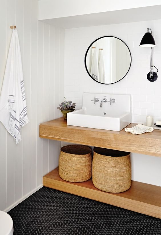 Bathroom Trends: Floating Vanities: