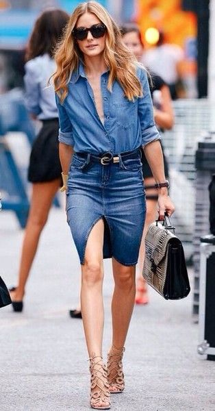 Proof: Olivia Palermo is the Street Style Queen of Pinterest | Casual Sophistication: