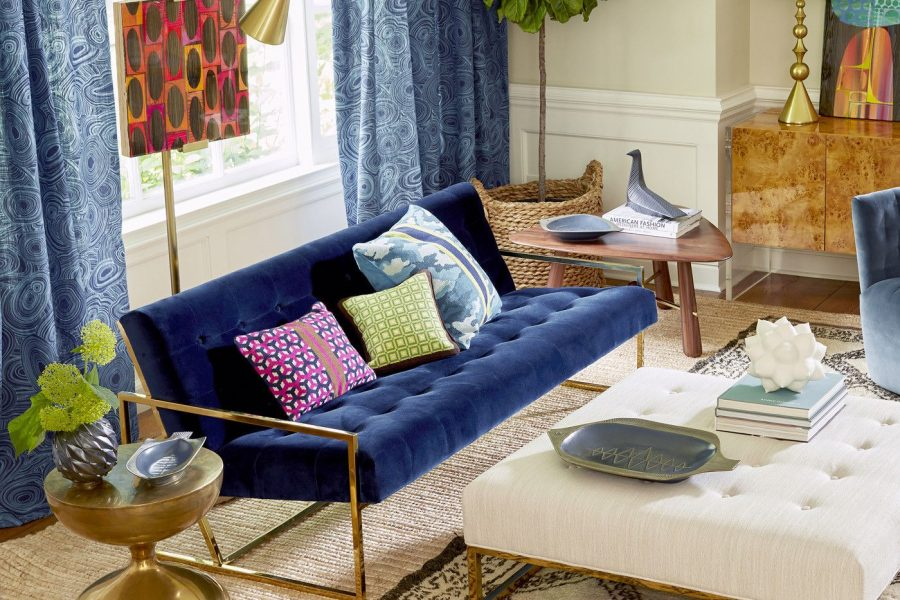 Favorite Navy Pieces in Fashion and Home Starting at $38