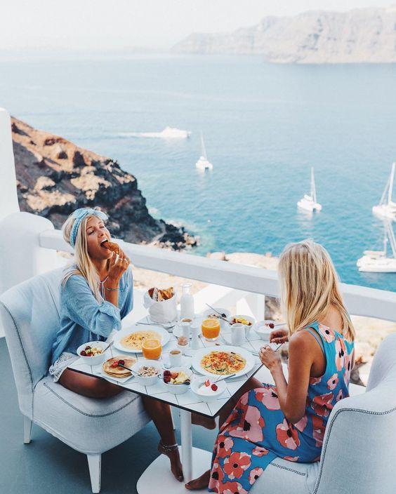 Oia, Santorini, Greece: