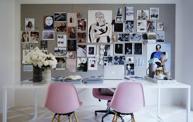 Shop the Look: A Fun Home Office/Kid Space