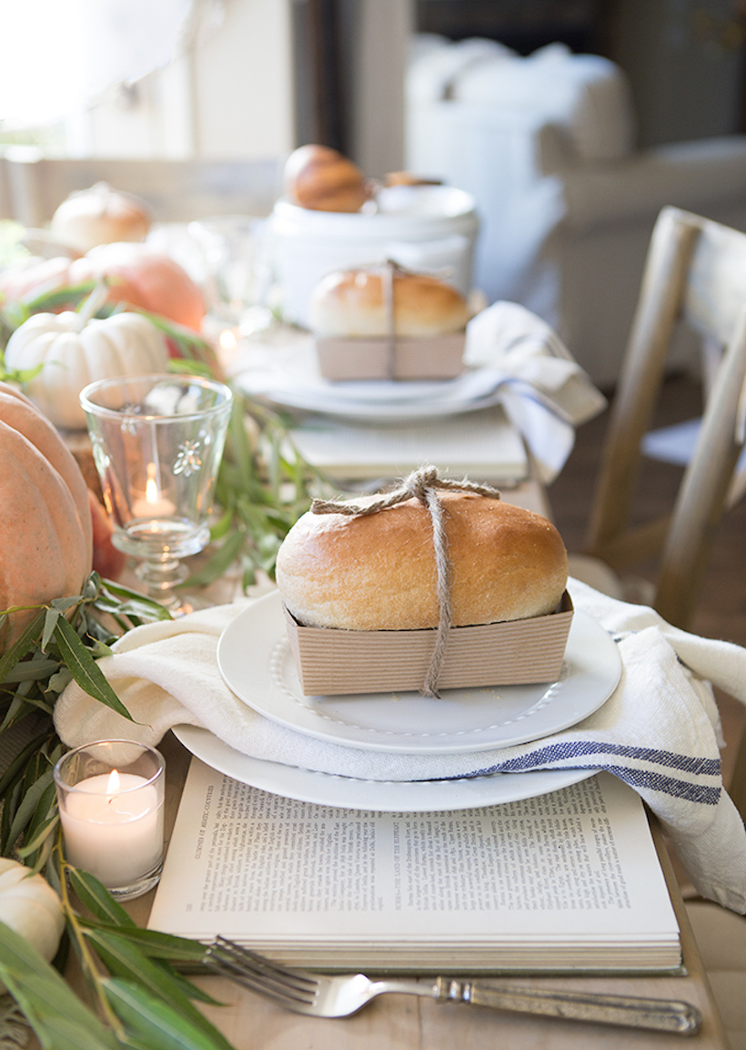 20 super easy DIY ideas for your thanksgiving table!