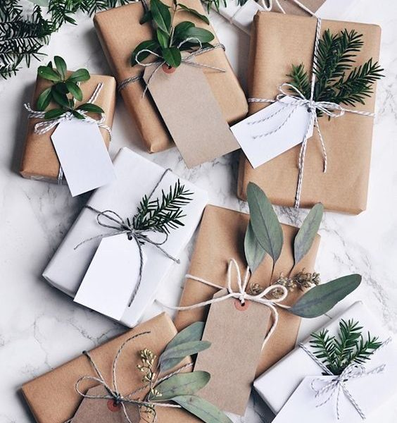 Gorgeous Ways To Wrap Your Holiday Gifts