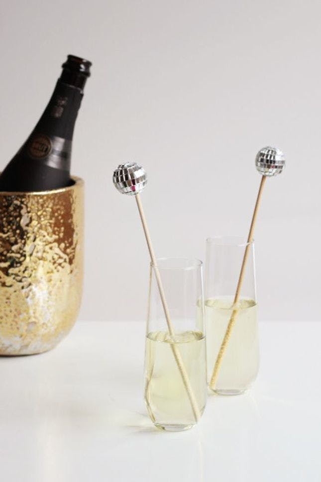 disco-ball-drink-stirrers