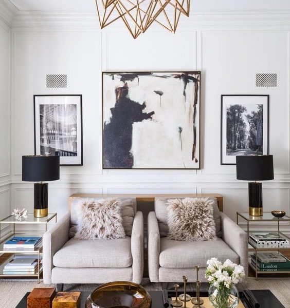 A Gorgeous Room -Get the Look in Your Home