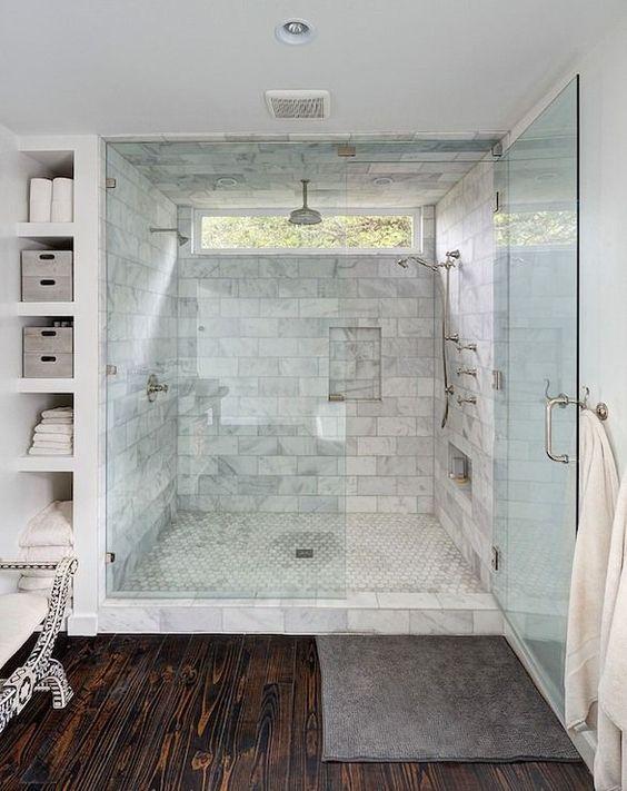Shower Design Ideas | Centsational Girl | Bloglovin'