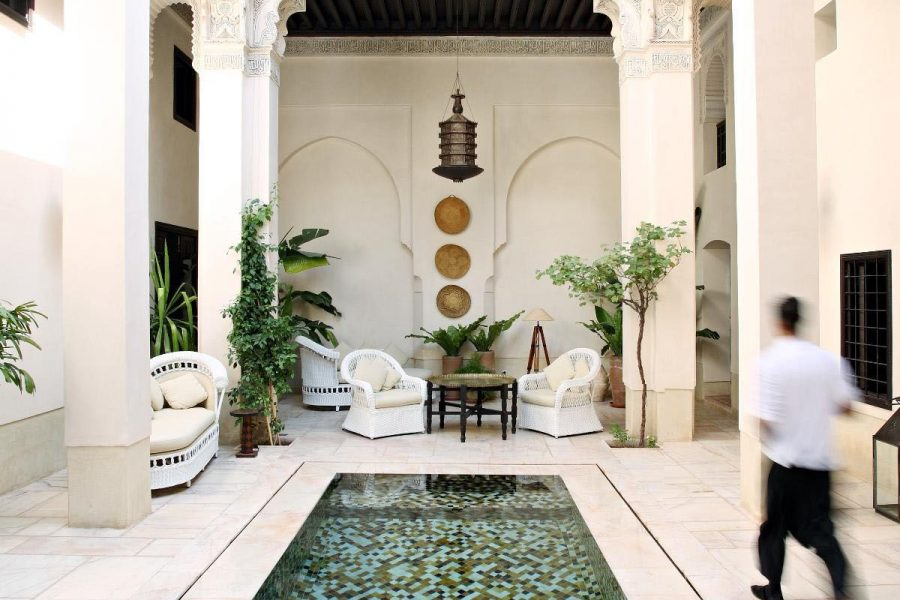Take Me Away: Exotic Interiors