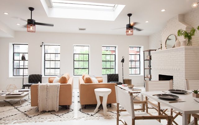 Get The Look: Our Soho Loft Project