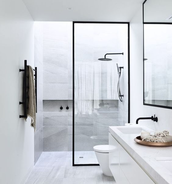 Inspiration For Our Master Bath Reno.. Let's Do This!