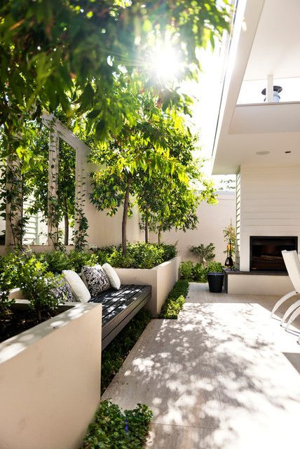 You don't have to call Versailles home to design a stunning outdoor space — even with a petite patch of green, the creative planters and unique ideas here will make your garden ideas fit for a king.