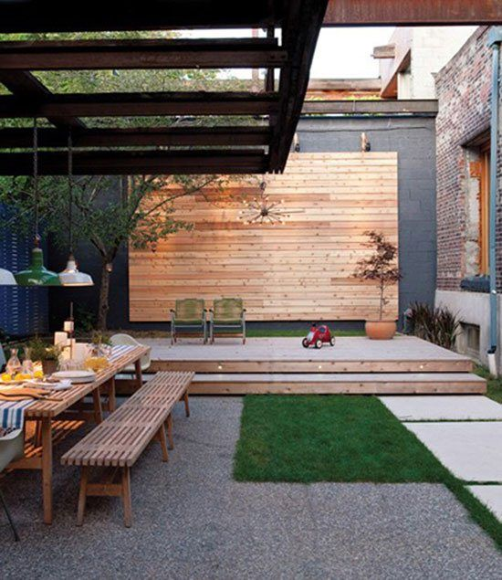 Outdoor Space - Photographer: Stacey Brandford   Designer: John Tong, 3rd Uncle Design #Contest