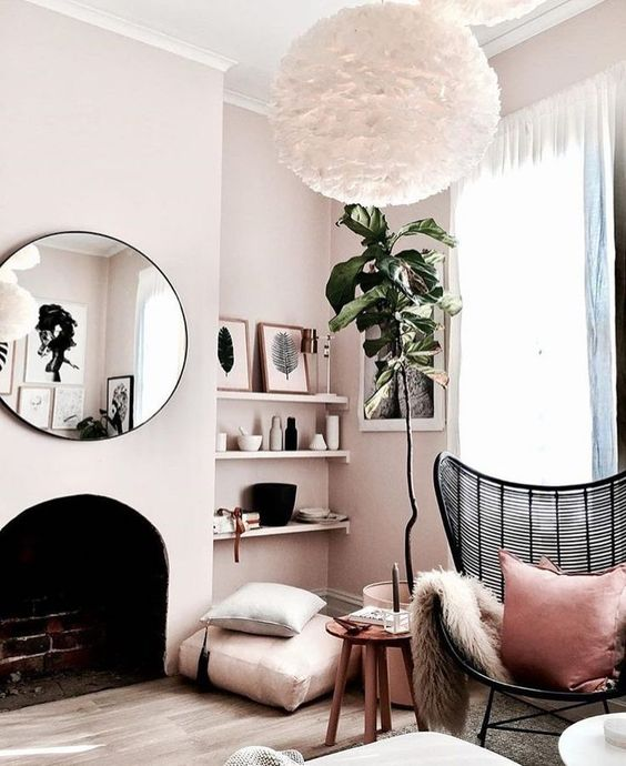 apartment decor inspiration
