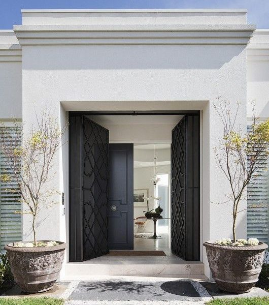 As Good As It Gets–White Hued Exteriors to Love