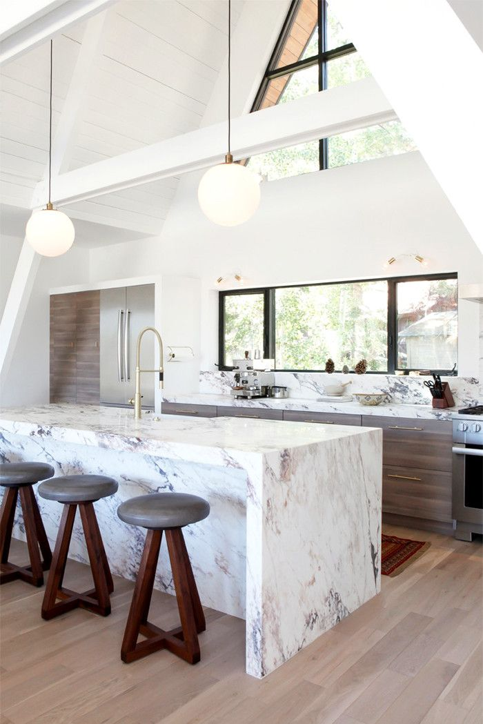 Modern Style Kitchen Design: My Obsession With Modern Kitchens