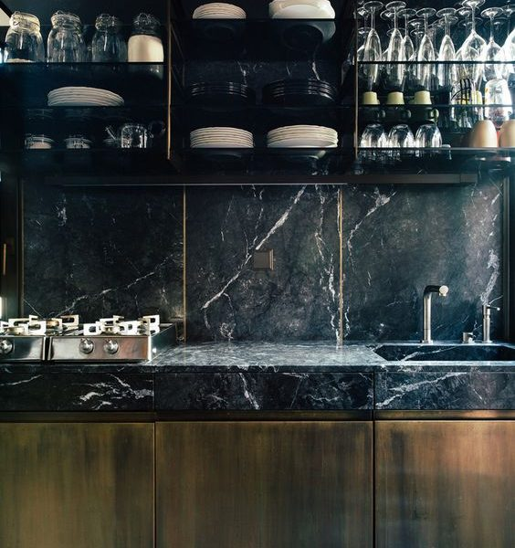 Gorgeous Home Bars You Don't Want To Miss